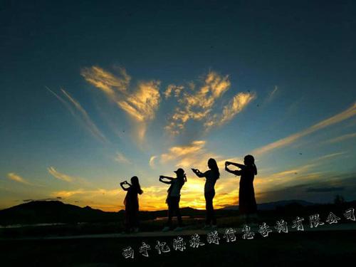 青海旅遊美景